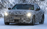BMW 2 Series Coupe winter test spy images - nose