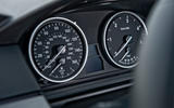 BMW 5 Series E60 road test rewind - dials