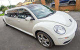 93 BTBWD 007 week auction watch Beetle limo