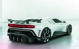 Bugatti Centodieci press images - rear