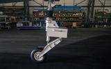Autocar Christmas Road Test 2020: the Goodyear Blimp - landing gear