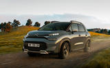 93 Citroen C3 Aircross MY2021 official images trail