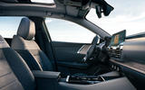 93 Citroen C5X official reveal images cabin