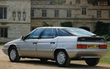 Citroen XM used buying guide - static rear
