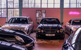 93 Duke of London Autocar visits Mercedes