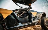 Extreme E Alejandro Agag interview - cockpit
