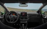 93 Ford Fiesta 2021 refresh ST interior