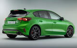 93 Ford Focus 2021 refresh official images ST rear