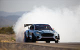Ford Mustang Mach-E 1400 official images - drift front