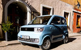 93 Freze Nikrob micro EV 2021 official images parked front