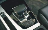93 Genesis vs Audi twin test 2021 audi centre console