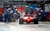 93 Gunther Steiner Haas interview 2021 pitlane