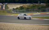 2021 Hyundai i20 N prototype drive - on track