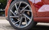 2020 Hyundai i30 N-Line prototype drive review - alloy wheels