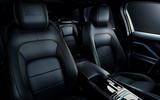 Jaguar F-Pace 300 Sport 2019 press - seats