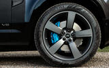93 Land Rover Defender V8 2021 official images alloy wheels