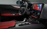 93 Lexus NX 450h+ 2021 official reveal centre console