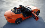 Mazda MX-5 30th Anniversary edition 2019 press photos - doors