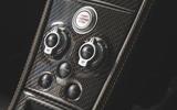 McLaren 12C - car of the decade - centre console