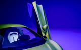 93 McLaren Artura 2021 Autocar images hinged doors