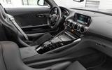 Mercedes-AMG GT R Pro 2018 LA motor show reveal - cabin