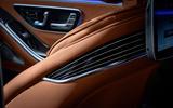 Mercedes-Benz S Class interior official images - trim