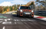 Mini JCW GPE prototype official images - nose