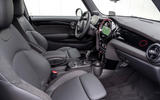 93 Mini JCW anniversary official images cabin