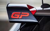 2020 Mini JCW GP first ride - spoiler