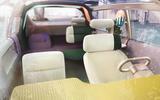2020 Mini Urbanaut concept - cabin