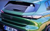 93 Peugeot 308 hatch 2021 FD rear hatch
