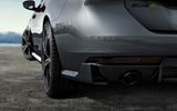 Peugeot 508 PSE official images - exhausts
