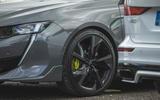 93 PHEV wagons triple test 2021 508 wheels
