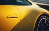 2019 Porsche 911 Carrera S track drive - wide body