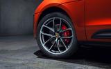 93 Porsche Macan 2021 official images alloy wheels