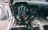 93 STARD ERX rallycross fiesta drive 2021 steering wheel
