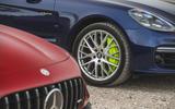 93 super estate triple test 2021 Porsche wheels