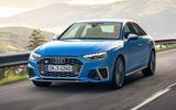 Top 10 best sports saloons 2020 - Audi S4 TDI