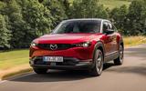 Top 10 small electric cars Mazda MX-30