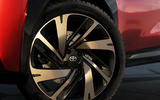 93 Toyota Aygo X Prologue 2021 concept official images alloy wheels