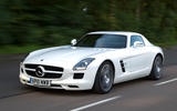 Used buying guide Mercedes-AMG SLS - tracking front