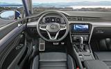 Volkswagen Passat 2019 press - dashboard