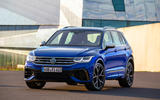 93 Volkswagen Tiguan R 2021 official images static front
