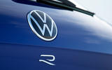 Volkswagen Touareg R 2020 official reveal images - rear R badge
