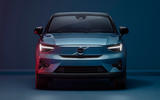 93 Volvo C40 Recharge 2021 official images static nose