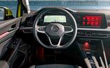 2020 Volkswagen Golf Mk8 official press - dashboard