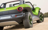 Volkswagen ID Buggy concept first drive - rear end