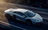 93 Winkelmann Lamborghini future interview aventador ultimae road front