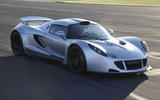 World's fastest production cars - Hennessey Venom GT
