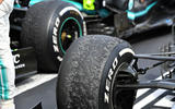 Autocar fixes Formula One - used tyres